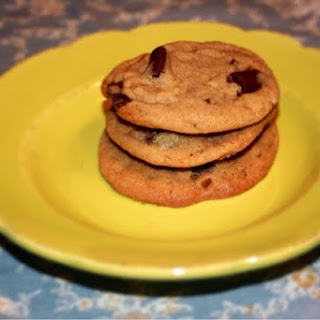 Brown Butter Chocolate Chip Cookies with Pecans