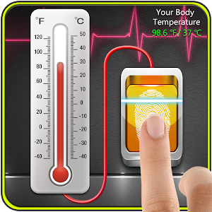 Finger Body Temperature Prank for PC and MAC