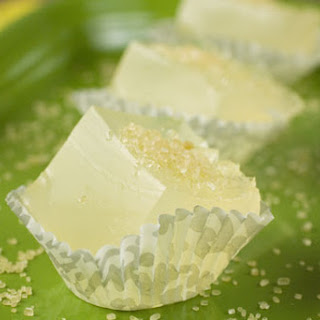 Lemon Drop Jelly Shots