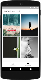 Raw HD Wallpapers Download - náhled