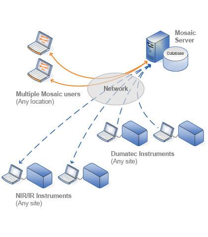 Цифровая интеграция FOSS Mosaic
