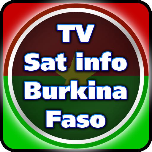 テレビ衛星情報ブルキナファソ 媒體與影片 App LOGO-APP試玩