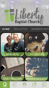Liberty Baptist Church Tavares - náhled