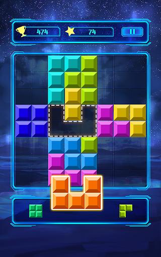 Brick block puzzle - Classic free puzzle apkmr screenshots 5