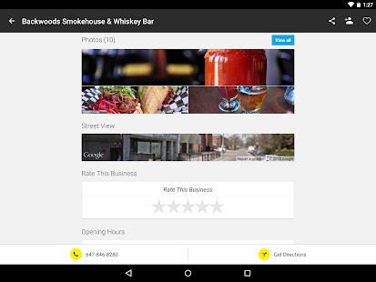 YP Yellow Pages Canada- screenshot thumbnail