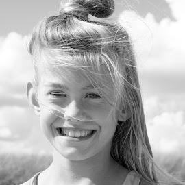 Summer girl by Kim Moeller Kjaer - Babies & Children Child Portraits
