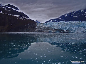 Photo: Margerie Glacier, Glacier Bay National Park, Alaska