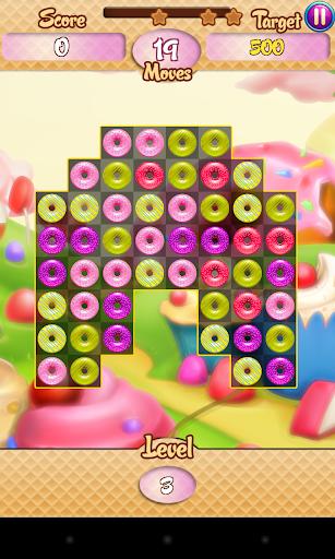 Donut Crush Hero 1.2 {cheat|hack|gameplay|apk mod|resources generator} 4