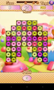 Donut Crush Hero - náhled