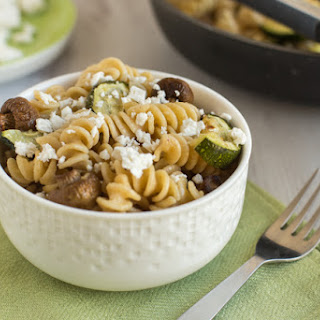 Pasta In Miso Brown Butter Sauce.