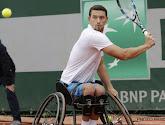 Gérard vermijdt setverlies tegen Houdet en gaat naar halve finales Australian Open