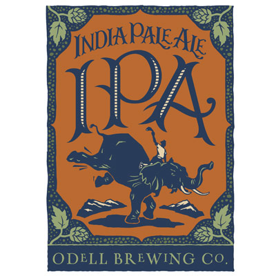 Logo of Odell IPA