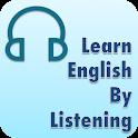 Learn English via Listening icon