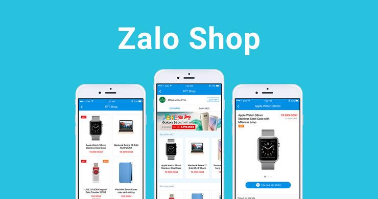 Zalo – kênh bán hàng hiệu quả giúp chủ shop kết nối với nhiều khách hàng tiềm năng hơn