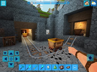 PrimalCraft: Cubes Craft & Survive Game Mod Apk Download For Android and Iphone 2