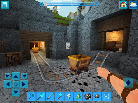 PrimalCraft Survive with Minecraft Skins Exporter