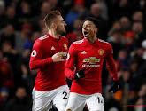 Luke Shaw prolonge à Manchester United