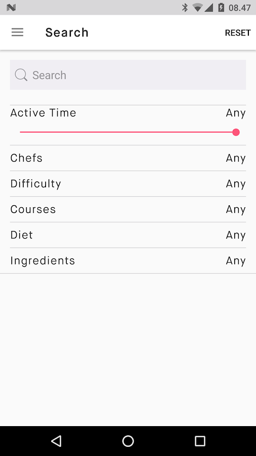 Simple Feast - Recipes and Nutrition Coach- screenshot