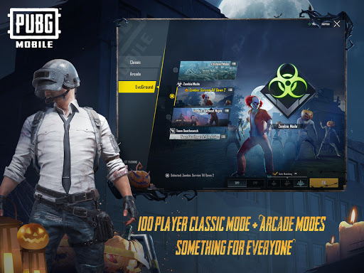 Screenshot for PUBG MOBILE in United States Play Store
