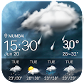 Local Weather Forecast Widget on Homescreen file APK for Gaming PC/PS3/PS4 Smart TV