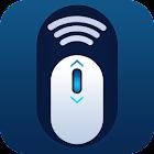 WiFi Mouse (Dark theme) free icon