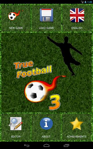 True Football 3  screenshots 17