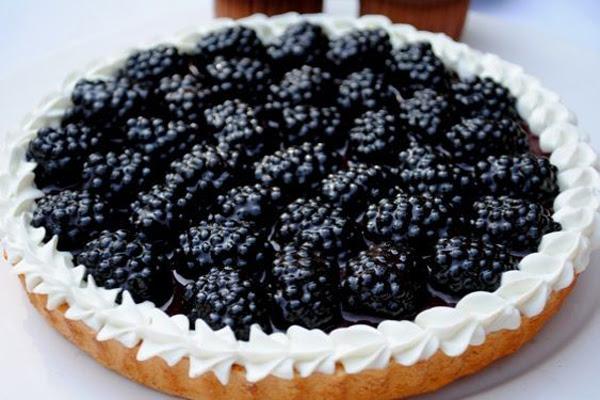 Torta de Amoras