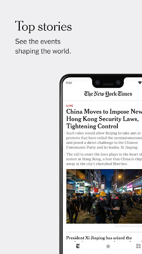The New York Times 9.15.1 screenshots 1