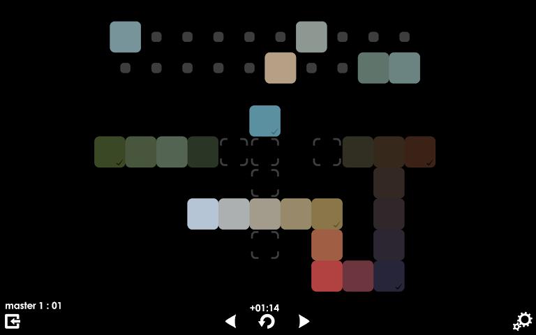 android Blendoku 2 Screenshot 5