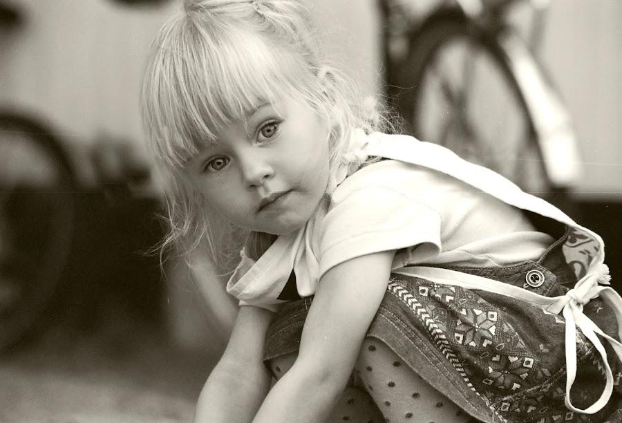 Bright eye   by Pirjo-Leena Bauer - Babies & Children Children Candids