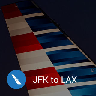 American Airlines- screenshot