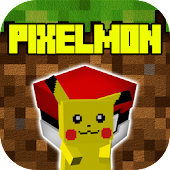 Addon Pixelmon for MCPE