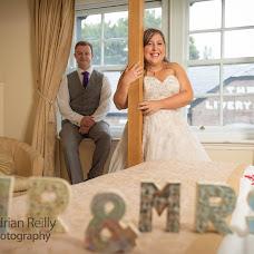 Wedding photographer Adrian Reilly (adrianreilly). Photo of 02.07.2019