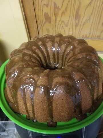 Mamaw's Buttermilk Pound Cake