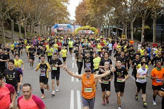 Photo: 91ª Jean Bouin 23/11/14