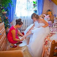 Wedding photographer Vladimir Komarov (komarov). Photo of 07.09.2013