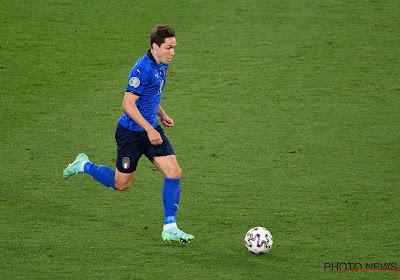 Federico Chiesa élu homme du match contre le Pays de Galles