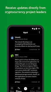 Blockfolio - Bitcoin and Cryptocurrency Tracker - Apps on