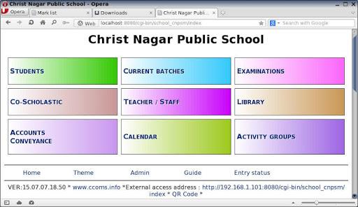 Christ Nagar Public School