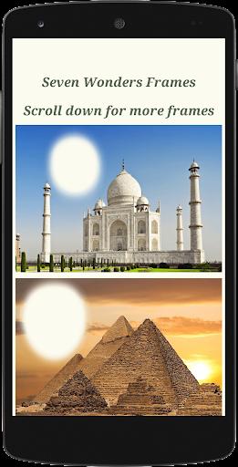 無料摄影Appの七不思議フォトフレーム|記事Game
