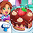 My Cake Shop - Baking and Candy Store Game logo