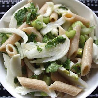 Fennel Whole Wheat Pasta Salad.