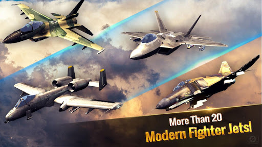 Ace Fighter: Modern Air Combat Jet Warplanes  screenshots 19