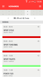 SportClub - náhled