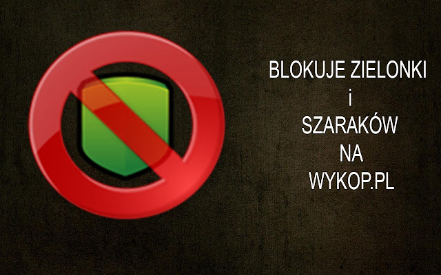 Zielonka block