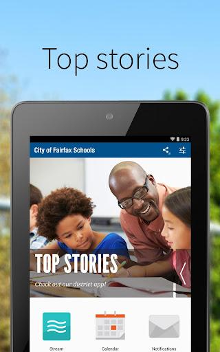 City of Fairfax Schools