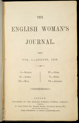 The English Woman's Journal