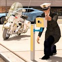 Traffic Cop Simulator - Police City Traffic Games icon