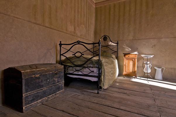 La stanza da letto di Croatti Carlo