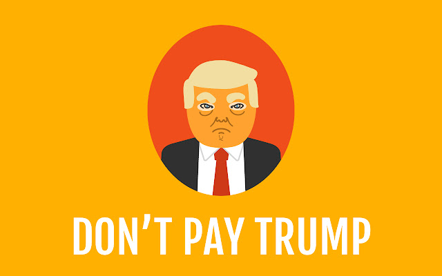 Don't Pay Trump